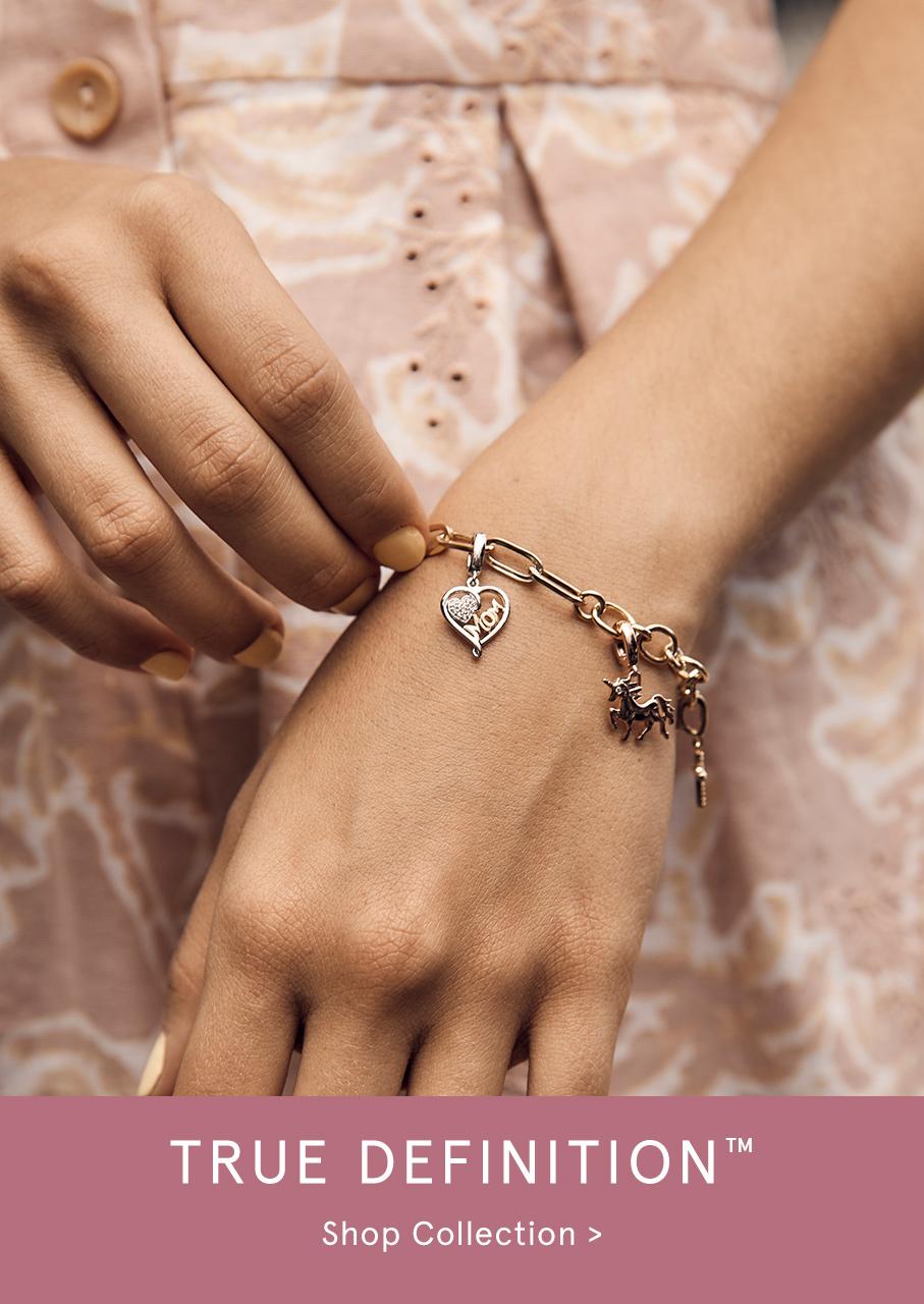 Shop Jewelry Charms And Charm Bracelets Kay