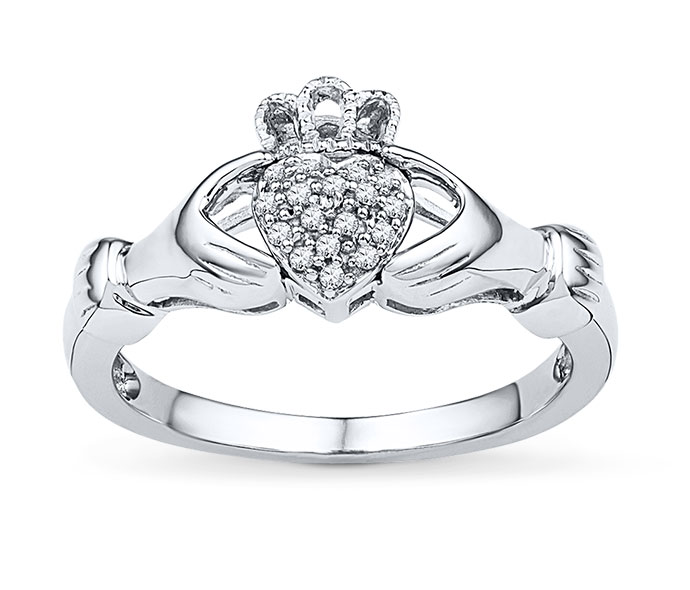 Claddagh Ring Meaning Kay