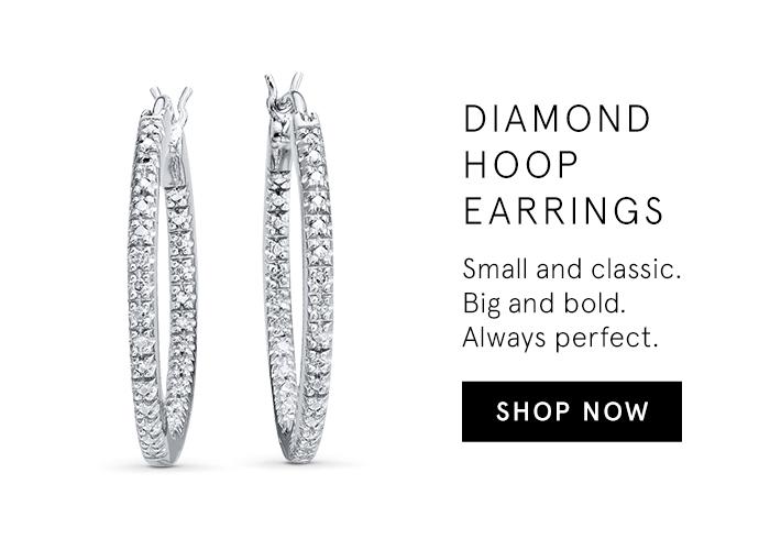 Diamond Earrings Kay