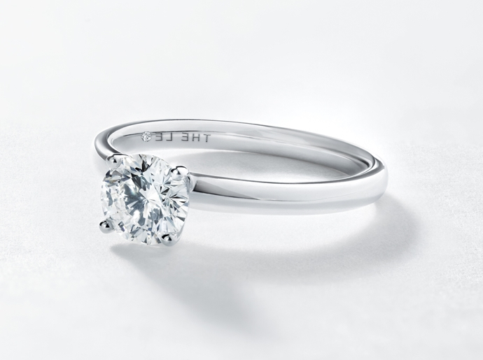 Learn more about cushion-cut vs. princess-cut diamonds