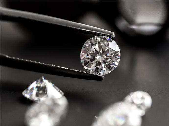 Learn about diamond certifications