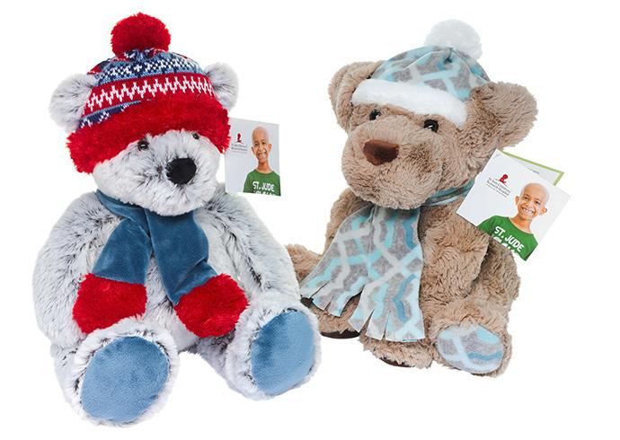 Kay Jewelers Christmas Bear 2020 St Jude Bears | Kay