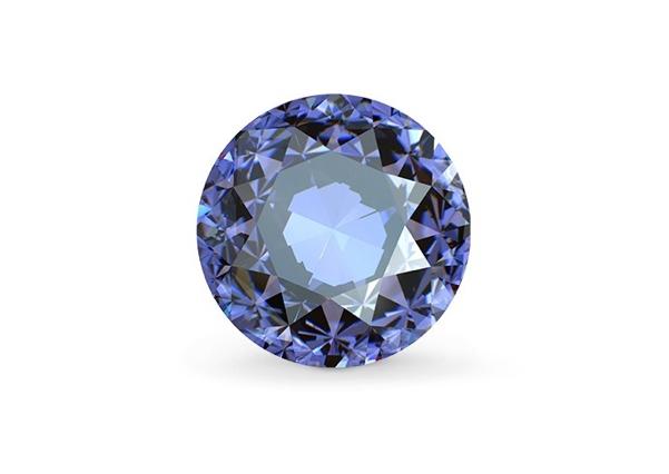 Loose tanzanite gemstone. Shop tanzanite engagement ring at style