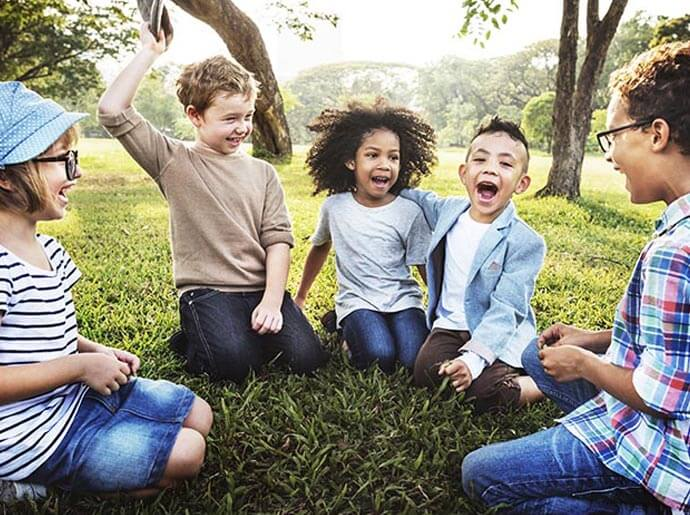 Learn about gifts for children
