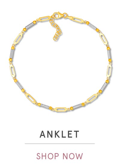 ANKLET BRACELETS | SHOP NOW