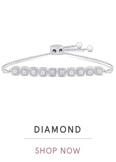 DIAMOND BRACELETS | SHOP NOW
