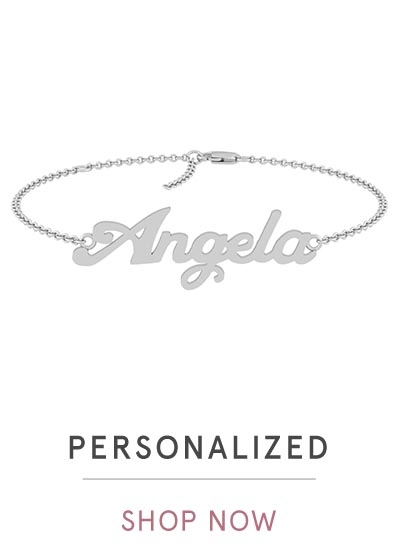 PERSONALIZED BRACELETS | SHOP NOW