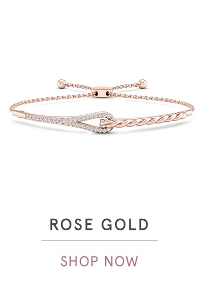 ROSE GOLD BRACELETS | SHOP NOW
