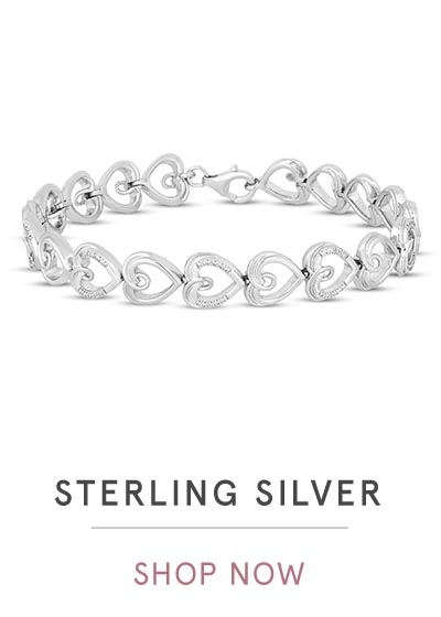 STERLING SILVER BRACELETS | SHOP NOW