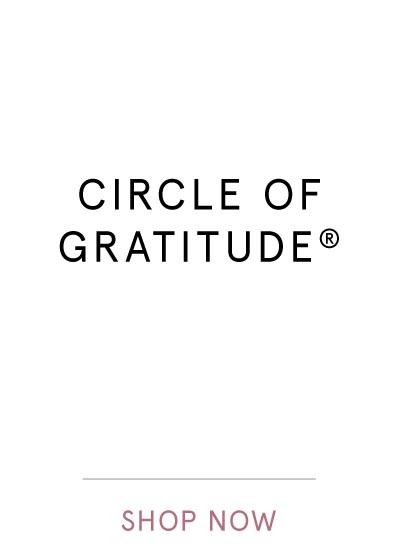 CIRCLE OF GRATITUDE NECKLACES | SHOP NOW