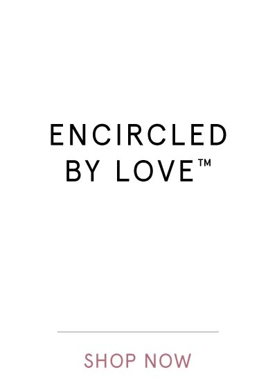 ENCIRCLED BY LOVE NECKLACES | SHOP NOW
