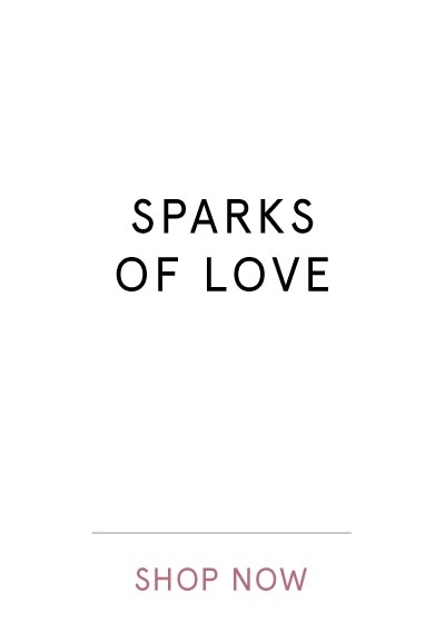 SPARKS OF LOVE NECKLACES | SHOP NOW