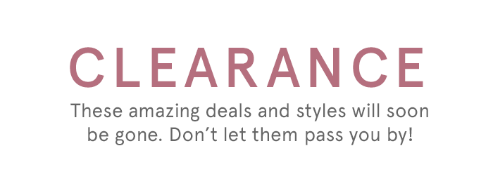 Shop Clearance Jewelry Kay