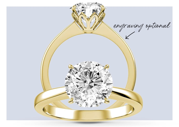 Create Your Own Engagement Ring And Custom Engagement Rings Kay
