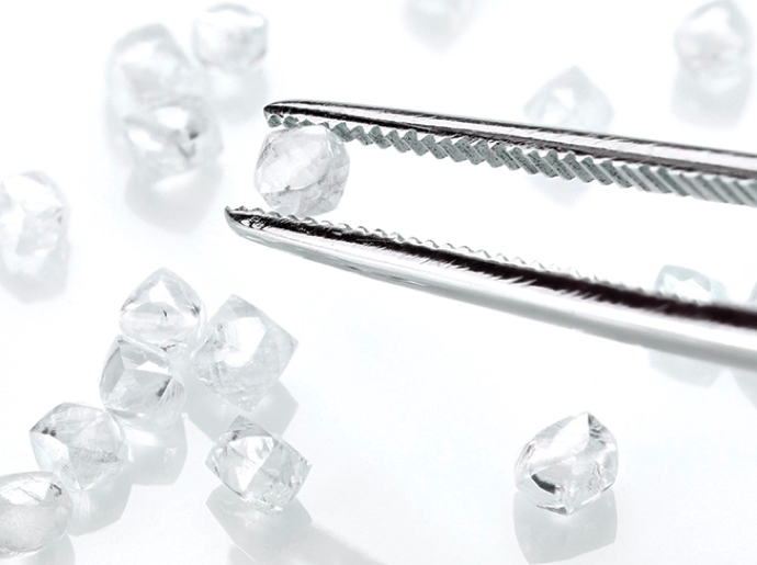 Learn more about the 4cs of a diamond