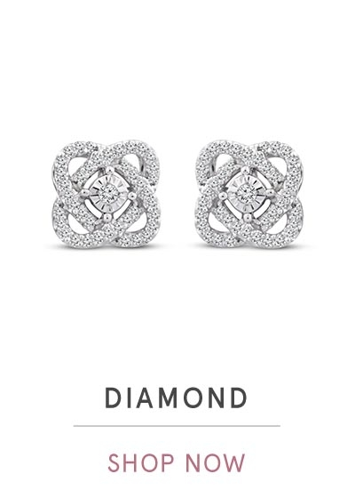 DIAMOND EARRINGS | SHOP NOW