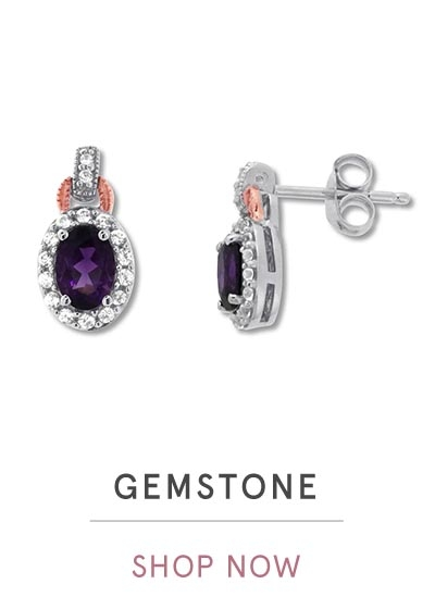 GEMSTONE EARRINGS | SHOP NOW