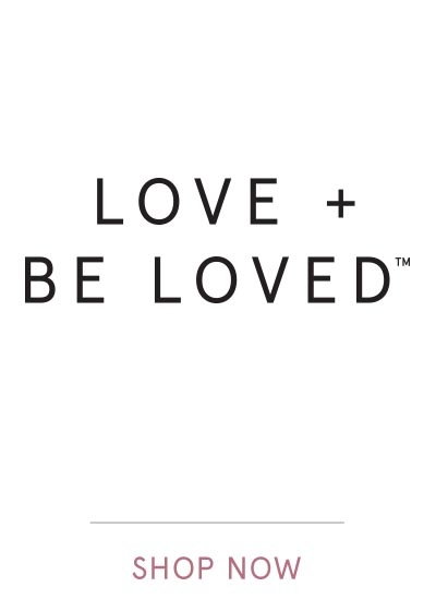 LOVE + BE LOVED EARRINGS | SHOP NOW