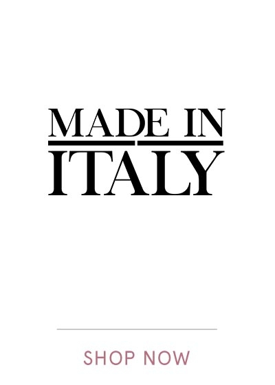 MADE IN ITALY EARRINGS | SHOP NOW