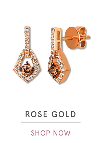 ROSE GOLD EARRINGS | SHOP NOW