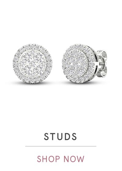 STUD EARRINGS | SHOP NOW