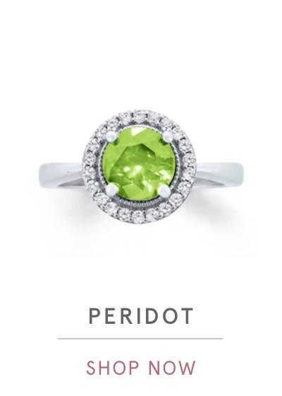 PERIDOT | SHOP NOW