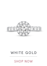 WHITE GOLD | SHOP NOW