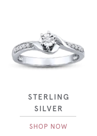 STERLING SILVER | SHOP NOW