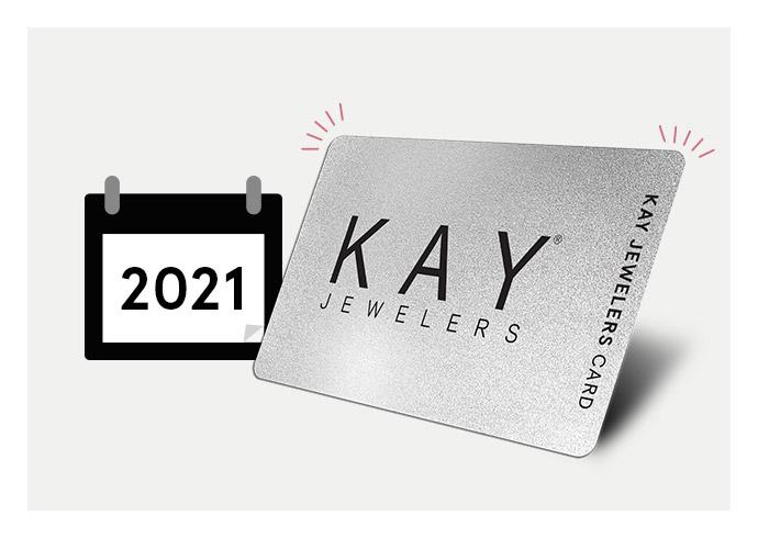 The LONG LIVE LOVE KAY credit card