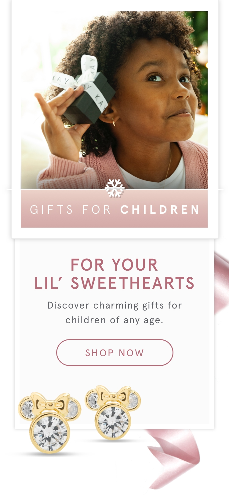 FOR YOUR LIL' SWEETHEARTS