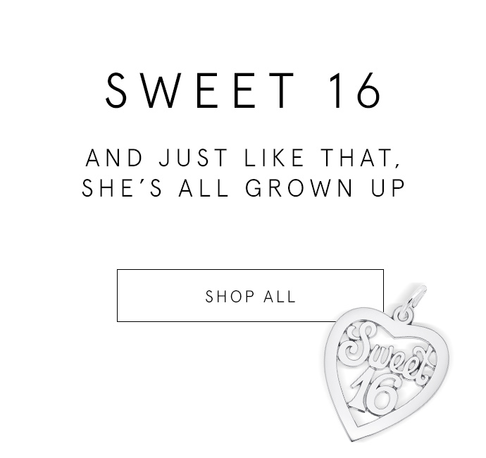 Sweet Sixteen Jewelry Gifts Kay