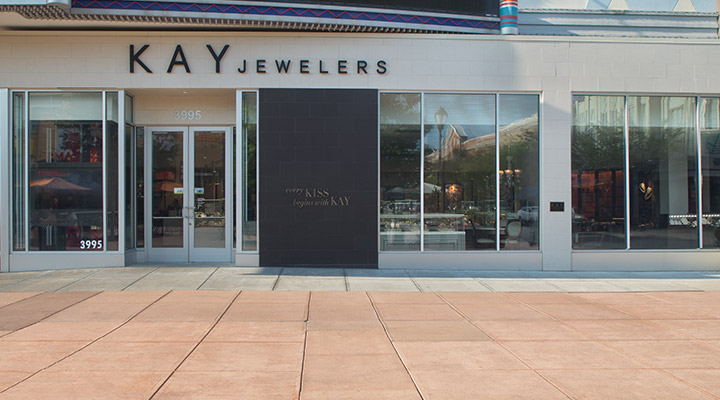 A KAY store, where friendly jewelry consultants await to help you find the ring of your dreams