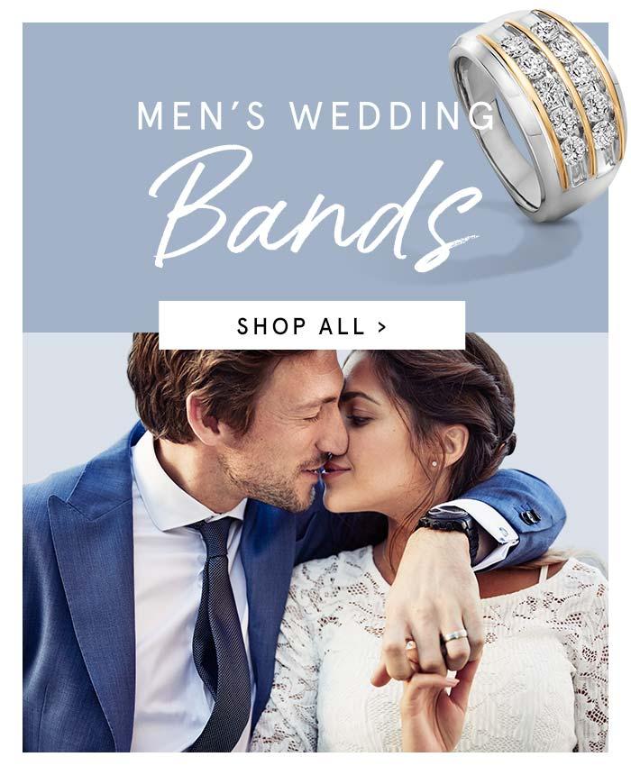 Wedding Bands For Men Kay