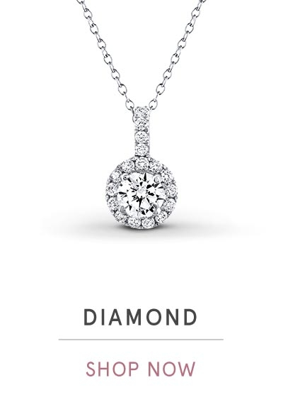 DIAMOND NECKLACES | SHOP NOW
