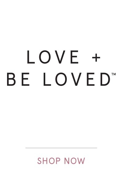 LOVE + BE LOVED NECKLACES | SHOP NOW