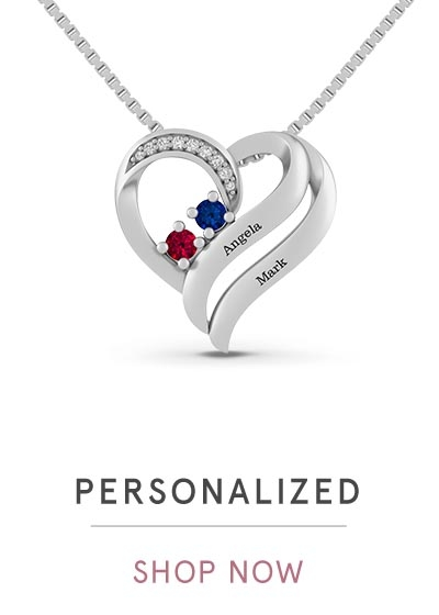 PERSONALZIED NECKLACES | SHOP NOW