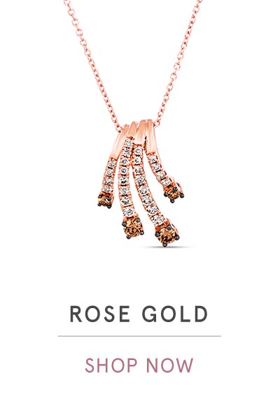 ROSE GOLD NECKLACES | SHOP NOW