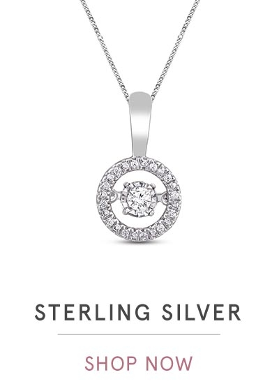 STERLING SILVER NECKLACES | SHOP NOW