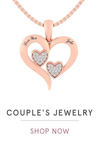COUPLE'S JEWELRY | SHOP NOW