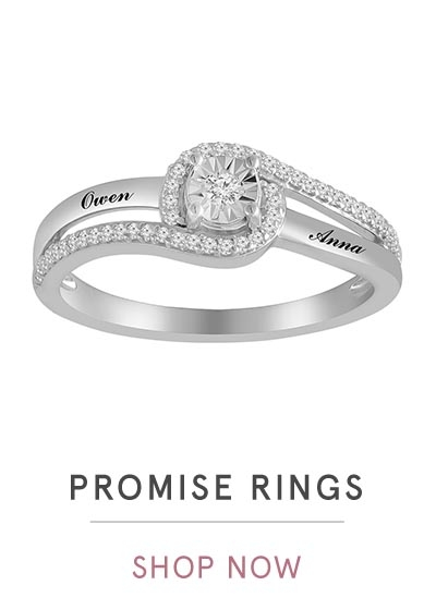 PROMISE RINGS | SHOP NOW