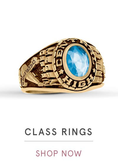 CLASS RINGS | SHOP NOW