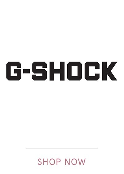 G-SHOCK | SHOP NOW