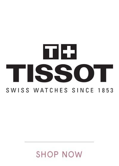 TISSOT | SHOP NOW