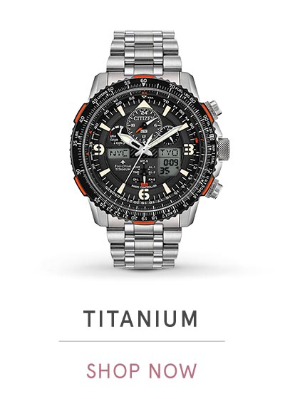 TITANIUM | SHOP NOW