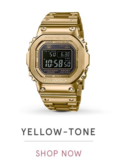YELLOW-TONE | SHOP NOW