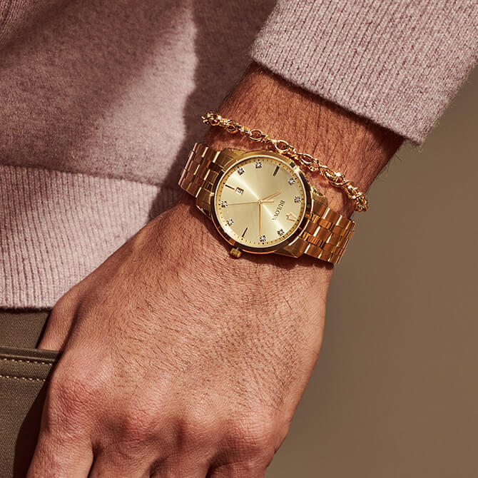 YOUR WATCH, YOUR STYLE