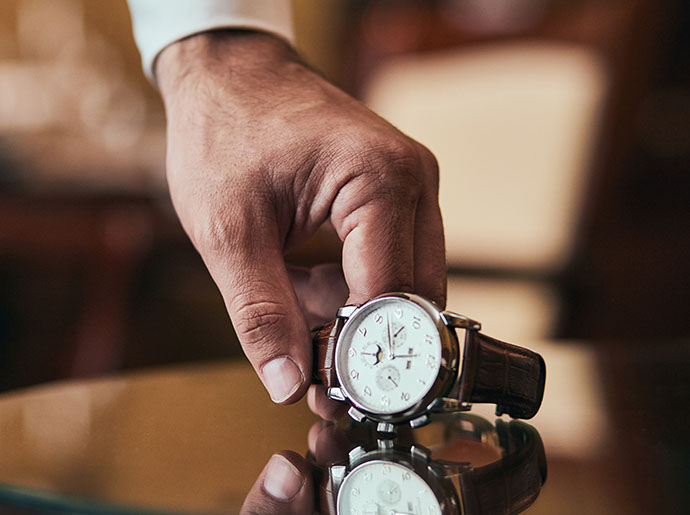 Learn the watch basics with our guide to everything horological