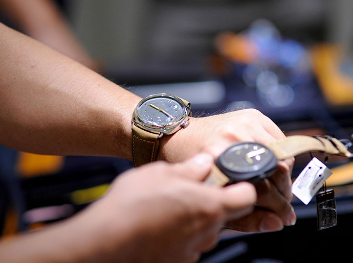 Buying a watch can be intimidating, but our buying guide makes it easier