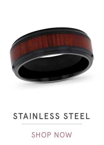 STAINLESS STEEL | SHOP NOW